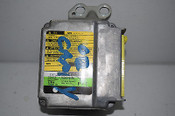 99 00 01 TOYOTA CAMRY AIRBAG CONTROL MODULE 89170-06091 8917006091