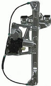 00-01 CADILLAC DEVILLE RH FRONT POWER WINDOW REGULATOR ASSEMBLY 1552-2010R