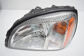 00 01 02 03 04 05 CADILLAC DEVILLE LEFT DRIVER HEAD LIGHT OEM