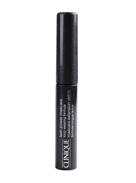 Clinique Lash Power Mascara Long-Wearing Formula - 01 Black Onyx, Travel Size 0.08oz/2.5ml