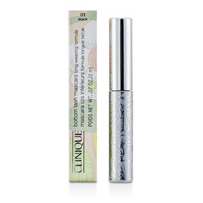 Clinique Bottom Lash Mascara - Long-Wearing Formula - 01 Black