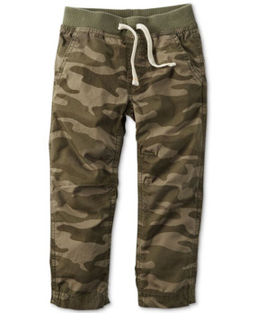 Carter's Boys Camouflage Print Pull-On Pants