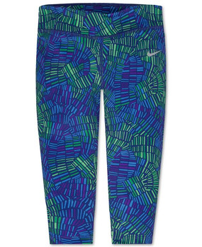 Nike Girls Graphic-Print Athletic Pants, 3MA706 - 603