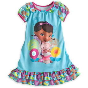 Disney Store Doc McStuffins, Nightshirt Nightgown for Girls