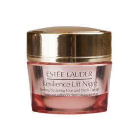 Estee Lauder Resilience Lift Night Firming/Sculpting Face & Neck Creme .5oz/15ml
