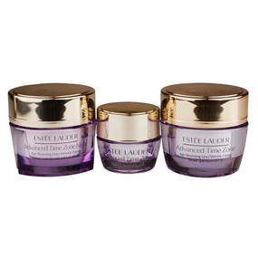 Estee Lauder Advanced Time Zone Age Reversing Line/Wrinkle Creme, Day, Night & Eye Travel Set