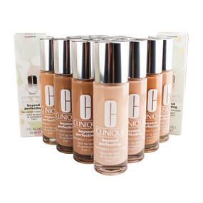 Clinique Beyond Perfecting Foundation + Concealer Makeup 1oz/30ml