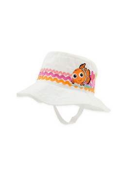 Disney Store Baby Girls Nemo - Finding Nemo - Swim Hat, White
