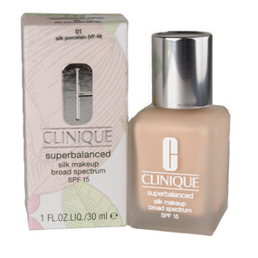 Clinique Superbalanced Silk Makeup Broad Spectrum SPF15 Foundation, 1oz/30ml