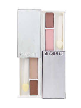 Clinique All About Shadow Duo Eyeshadow - Travel Size .04oz/1.3g