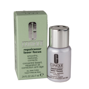 Clinique Repairwear Laser Focus Smooths, Restores, Corrects - Travel Size .24oz