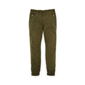 Ralph Lauren Boys Cotton Canvas Jogger Pant