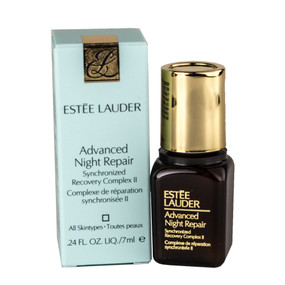Estee Lauder Advanced Night Repair Synchronized Recovery Complex II, Travel Size 0.24oz/7ml