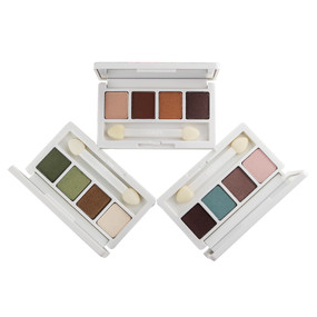 Clinique All About Shadow Quad - Eyeshadow Palette - Travel Size 0.8oz/2g