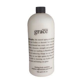Philosophy Amazing Grace Firming Body Emulsion, 946ml/32oz