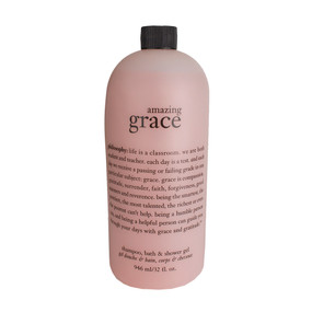 Philosophy Amazing Grace Shampoo, Bath & Shower Gel, 946ml/32oz