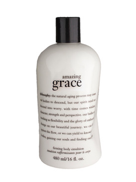 Philosophy Amazing Grace Firming Body Emulsion, 480ml/16oz
