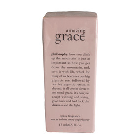 Philosophy Amazing Grace Spray Fragrance Eau de Toilette, 15ml/0.5oz