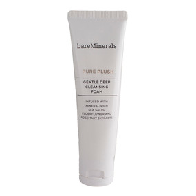 bareMinerals Pure Plush Gentle Deep Cleansing Foam, Travel Size 50g/1.7oz - Unboxed