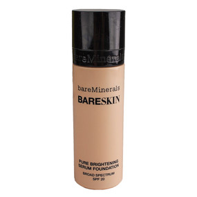 bareMinerals BareSkin Pure Brightening Serum Foundation SPF 20, 30ml/1oz - Unboxed