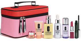 Clinique The Best of Clinique Set: DDML+, Repairwear, Mascara, Moisture Surge, All About Eyes, Take the Day off, Pop Lip