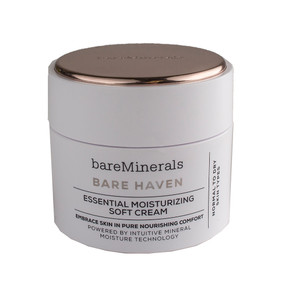 bareMinerals Bare Haven Essential Moisturizing Soft Cream, 50ml/1.7oz - Unboxed