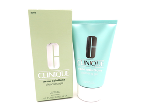 Clinique Acne Solutions Cleansing Gel All Skin Types 4.2 fl oz/ 125 ml