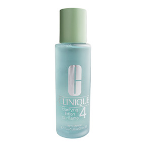Clinique Clarifying Lotion 4, Oily Skin  6.7/200ml