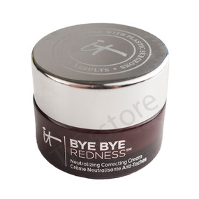 it Cosmetics Bye Bye Redness Neutralizing Correcting Cream - 11ml/0.37oz Unboxed