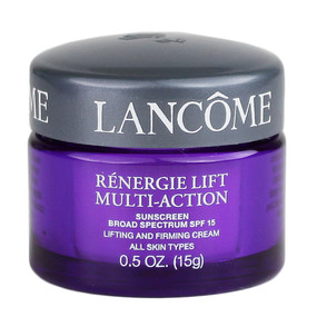 Lancome Renergie Lift Multi-Action Lifting & Firming Cream Spf15, Travel Size 0.5oz/15g