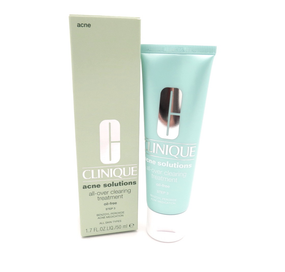 Clinique Acne Solutions All-Over Clearing Treatment All Skin Types 1.7floz/50ml