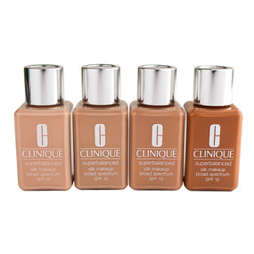 Clinique Superbalanced Silk Makeup SPF15 Foundation Travel Size .5oz/15ml
