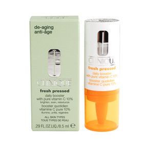 Clinique Fresh Pressed Daily Booster with Pure Vitamin C 0.29oz/8.5ml