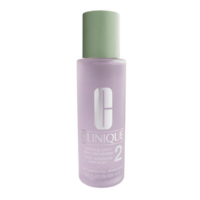 Clinique Clarifying Lotion 2, Dry Combination Skin 6.7oz/200ml