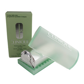 Clinique Facial Soap Mild With Dish - 5.2oz/150g