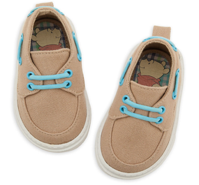 "Disney Store Winnie the Pooh  ""Sneak a peek"" Sneakers Shoes for Baby"