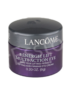 Lancome Renergie Lift Multi-Action Eye Cream, Travel Size 0.20oz/6g