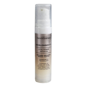 bareMinerals Skinlongevity Vital Power Infusion Serum, Travel Size 7.5ml/0.25oz - Unboxed