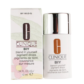 Clinique BIY Blend It Yourself Pigment Drops, .34oz/10ml