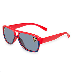 Disney Store Boys Mickey Mouse and the Roadster Racers  Red Sunglasses
