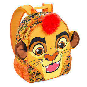Disney Store Boys Kion - The Lion Guard - Backpack