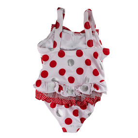 Disney Store Deluxe Red Minnie Mouse Swimsuit Tankini Polka Dots All Sizes New
