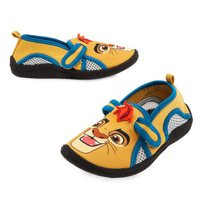 Disney Store Boys Kion - Lion Guard - Swim Shoes, Yellow/Blue