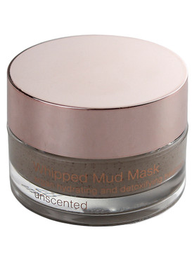 Josie Maran Whipped Mud Mask Argan Hydrating and Detoxifying Treatment  - Unscented, 15g/.5oz Unboxed