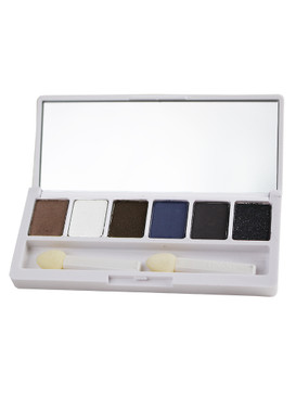 Clinique + Jonathan Adler All About Shadow 6 Color Palette .12oz/3.6g Unboxed