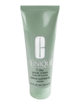 Clinique 7 Day Scrub Cream Rinse-Off Formula, 3.4oz/100ml