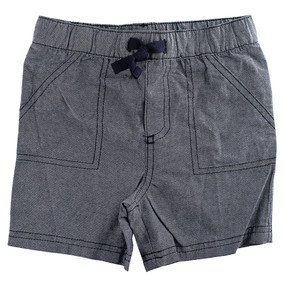 First Impressions Baby Boys Chambray Shorts