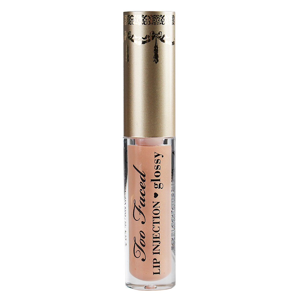 Too Faced Lip Injection Glossy - Milk Shake - Travel Size  05oz