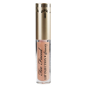 Too Faced Lip Injection Glossy - Milk Shake - Travel Size .05oz
