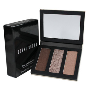 Bobbi Brown Eye Shadow Trio - Love: Driftwood, Oyster & Sandy - 0.25oz/7.2g